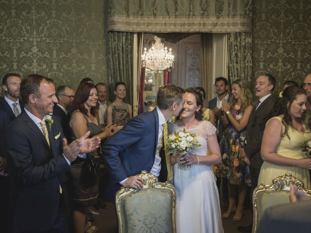 Il matrimonio di Gavin e Hanna a Lucca, Lucca 70