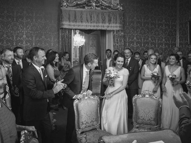Il matrimonio di Gavin e Hanna a Lucca, Lucca 71