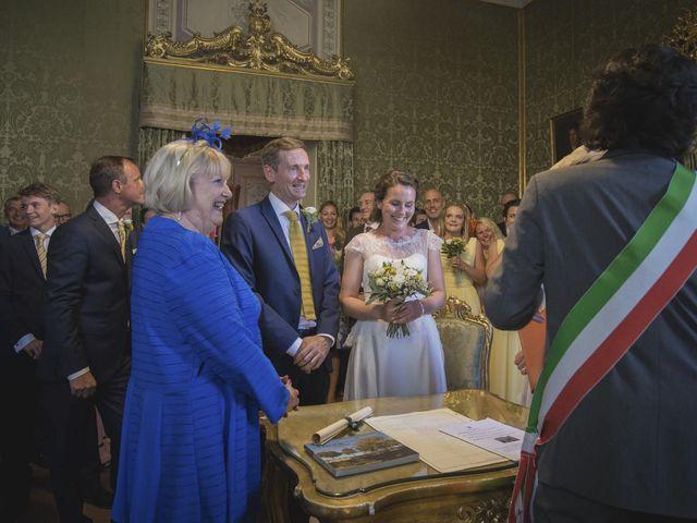 Il matrimonio di Gavin e Hanna a Lucca, Lucca 75