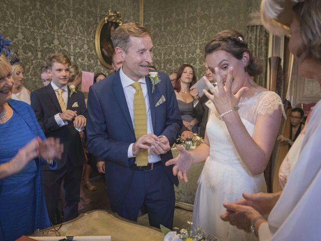 Il matrimonio di Gavin e Hanna a Lucca, Lucca 78