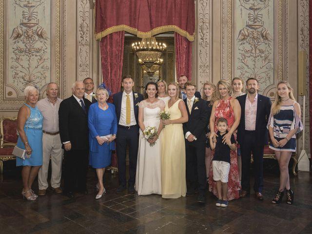 Il matrimonio di Gavin e Hanna a Lucca, Lucca 80