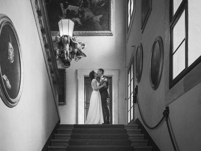 Il matrimonio di Gavin e Hanna a Lucca, Lucca 81