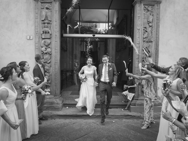 Il matrimonio di Gavin e Hanna a Lucca, Lucca 84