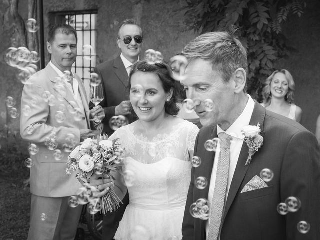 Il matrimonio di Gavin e Hanna a Lucca, Lucca 85