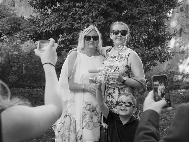 Il matrimonio di Gavin e Hanna a Lucca, Lucca 89