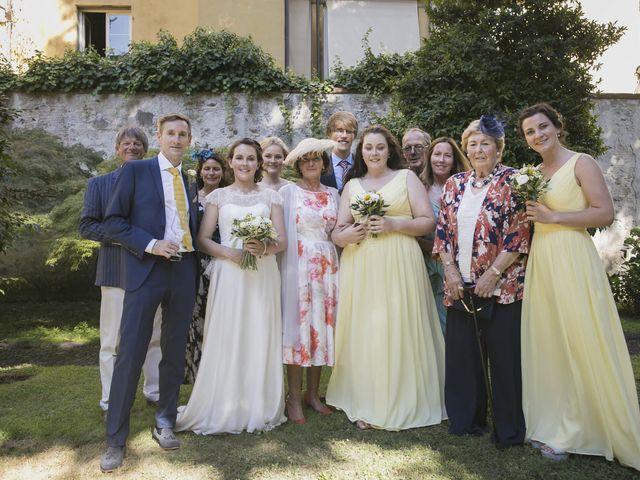 Il matrimonio di Gavin e Hanna a Lucca, Lucca 90
