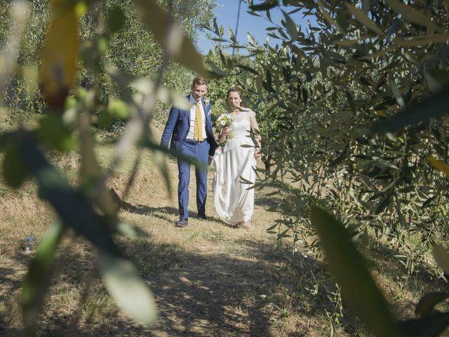 Il matrimonio di Gavin e Hanna a Lucca, Lucca 93