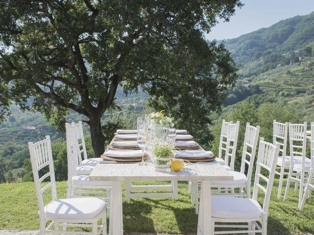 Il matrimonio di Gavin e Hanna a Lucca, Lucca 94