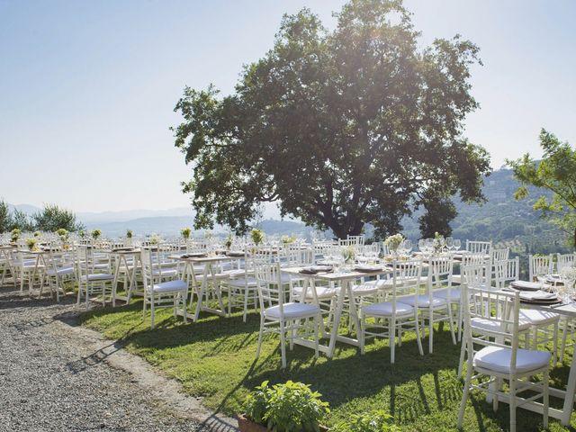 Il matrimonio di Gavin e Hanna a Lucca, Lucca 95