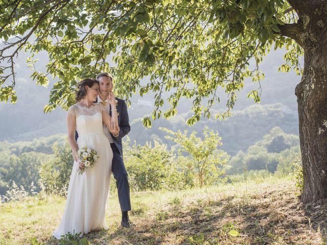Il matrimonio di Gavin e Hanna a Lucca, Lucca 107