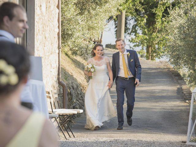 Il matrimonio di Gavin e Hanna a Lucca, Lucca 111