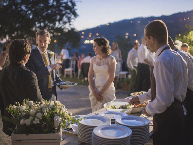 Il matrimonio di Gavin e Hanna a Lucca, Lucca 125
