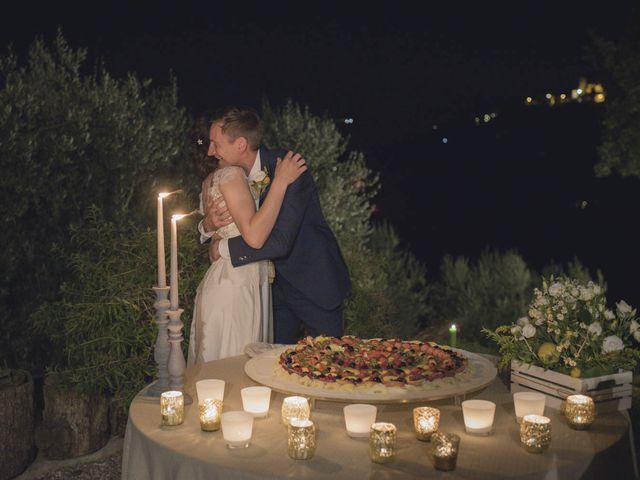 Il matrimonio di Gavin e Hanna a Lucca, Lucca 131