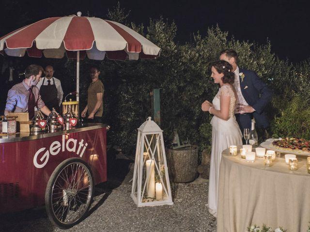 Il matrimonio di Gavin e Hanna a Lucca, Lucca 132