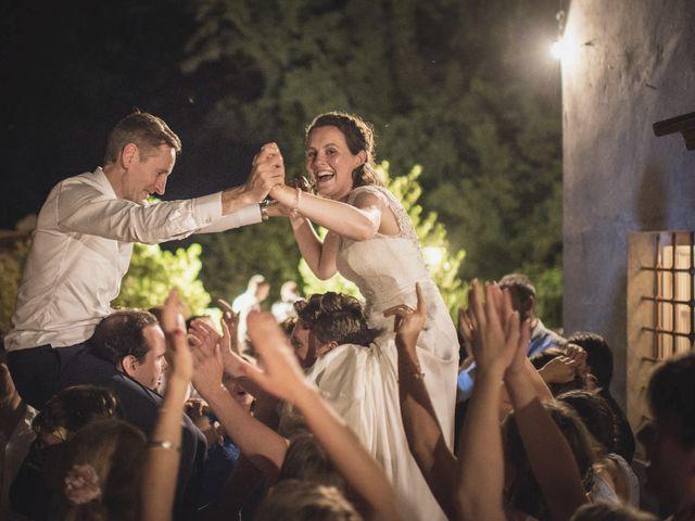 le nozze di Hanna e Gavin