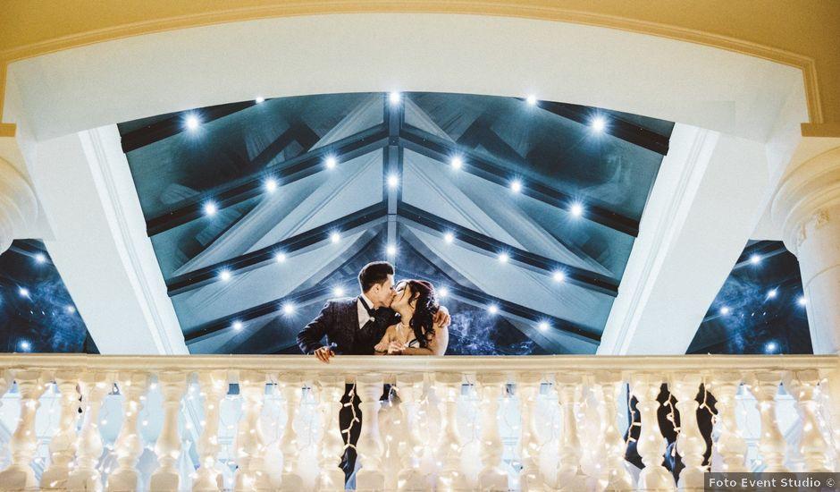 Il matrimonio di Stefano e Oleandra a Caltanissetta, Caltanissetta