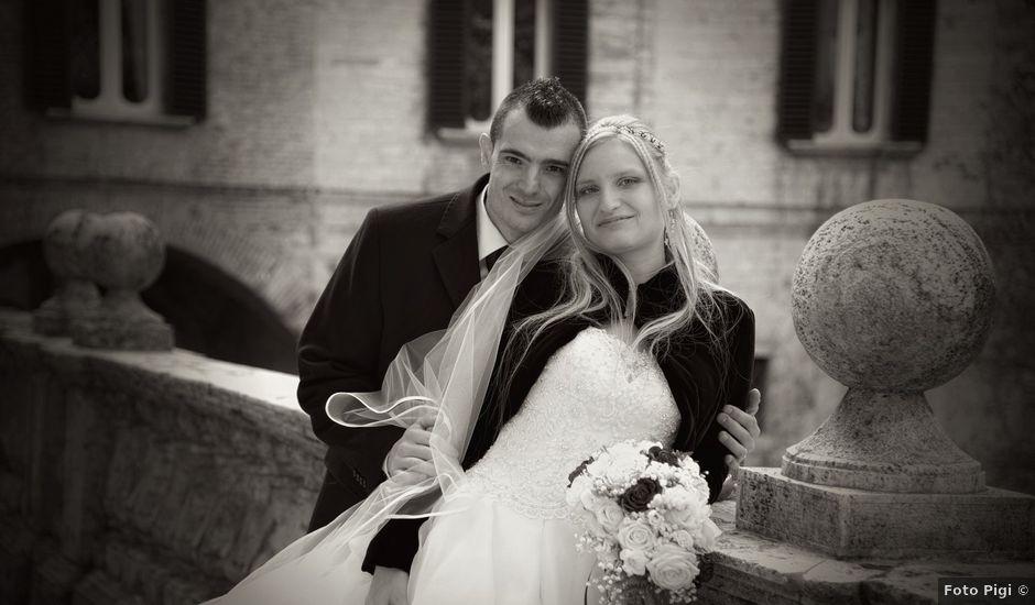 Il matrimonio di Daniele e Eloisa a Perugia, Perugia