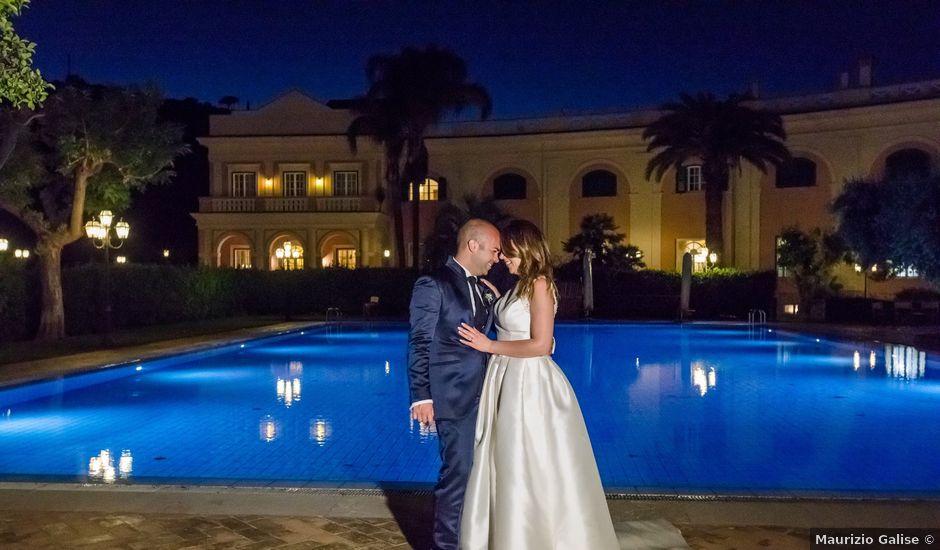 Il matrimonio di Alfonso e Violeta a Gaeta, Latina