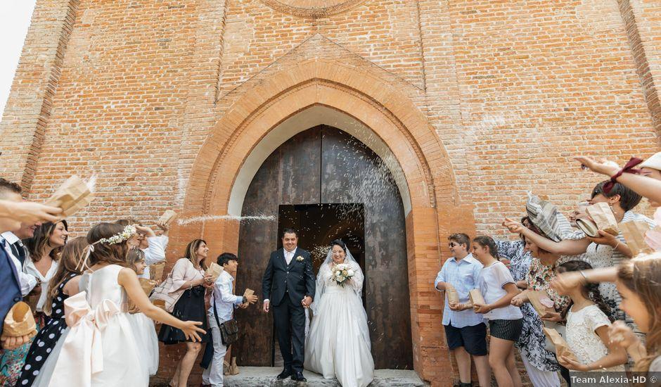 Il matrimonio di Nicola e Nazarena a Modena, Modena