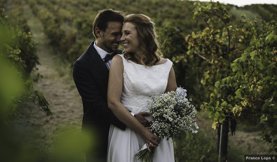Il matrimonio di Davide e Giulia a Ziano Piacentino, Piacenza
