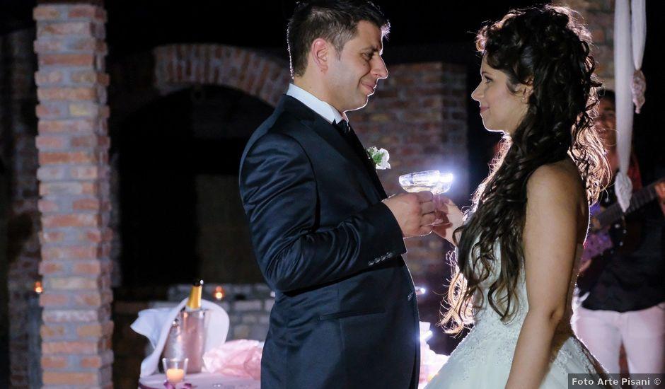 Il matrimonio di Luciano e Maria Anna a Belvedere di Spinello, Crotone