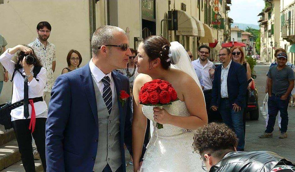 Il matrimonio di Roberto  e Alexandra  a Scarperia, Firenze