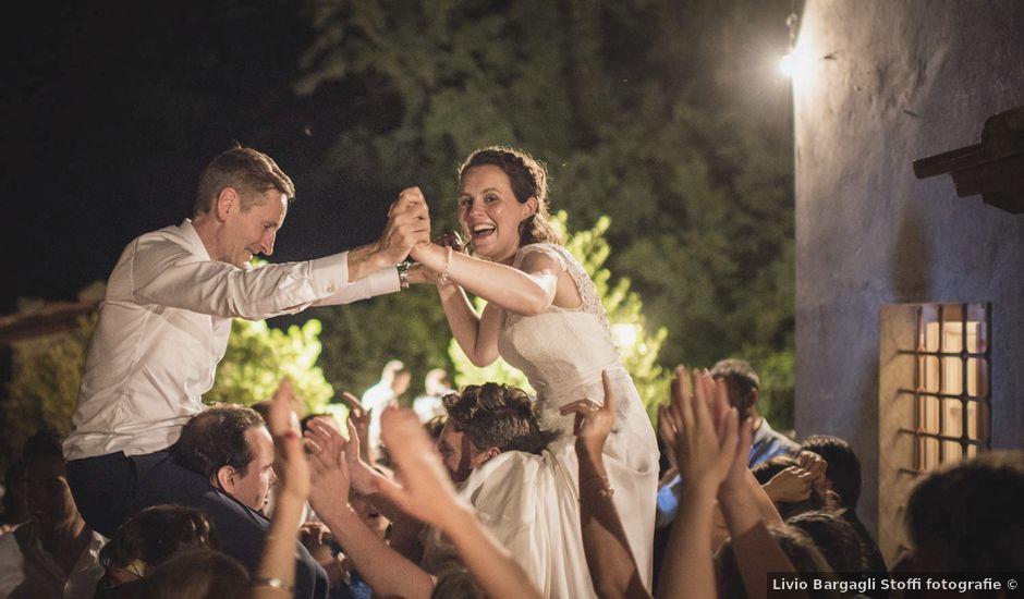 Il matrimonio di Gavin e Hanna a Lucca, Lucca