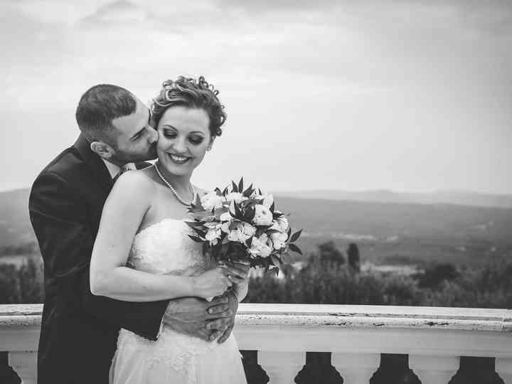 Le nozze di Caterina e Andrea