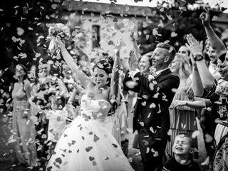 Le nozze di Elisa e Yari