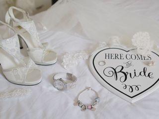 le nozze di Daniela e Mark 1