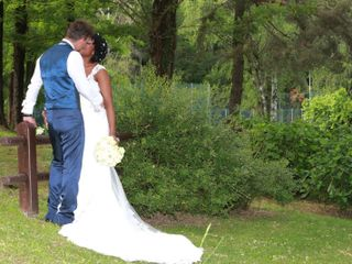 Le nozze di Victoire e Simone