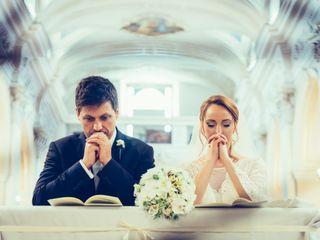 Le nozze di Santa e Cristian 1