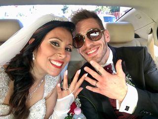 Le nozze di Stefania e Saverio