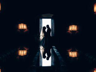Le nozze di Antonella e Mattia