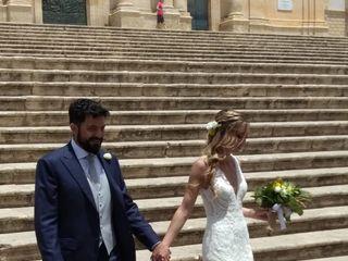 Le nozze di Gessica e Francesco 1
