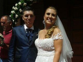 Le nozze di Carmen  e Mimmo