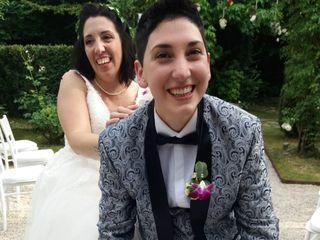 Le nozze di Alessia e Arianna 1