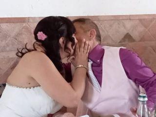 Le nozze di Romina e Carlo 2