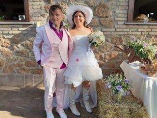 Le nozze di Romina e Carlo