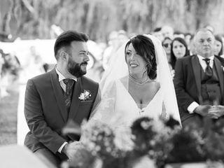 Le nozze di Fabiola e Sergio