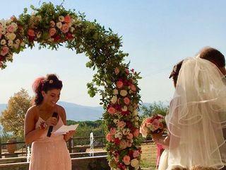 Le nozze di Simonetta e Oriano 1