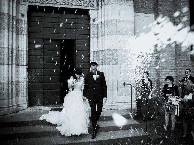 Il matrimonio di Luigi e Melissa a Mantova, Mantova 14