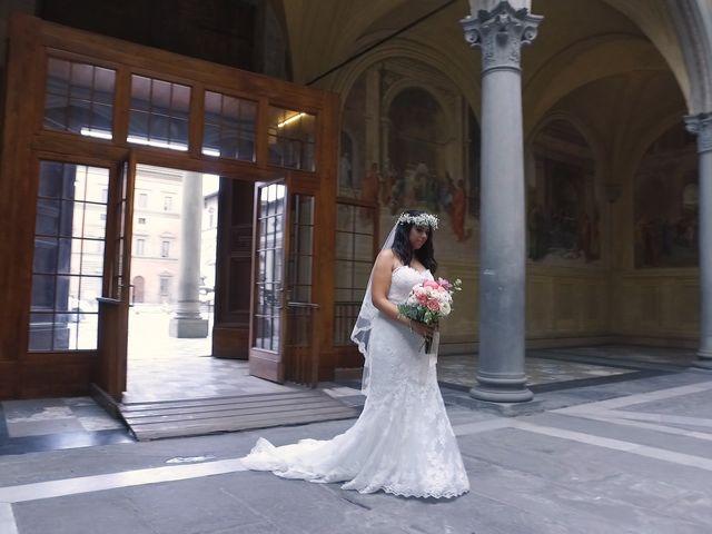 Il matrimonio di Mark e Daniela a Fiesole, Firenze 13