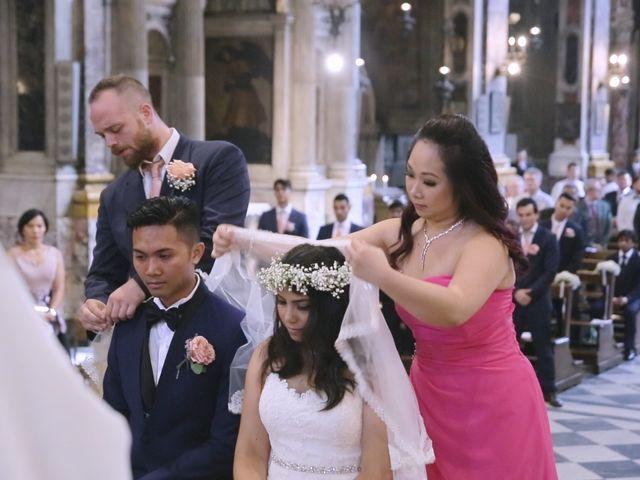 Il matrimonio di Mark e Daniela a Fiesole, Firenze 14