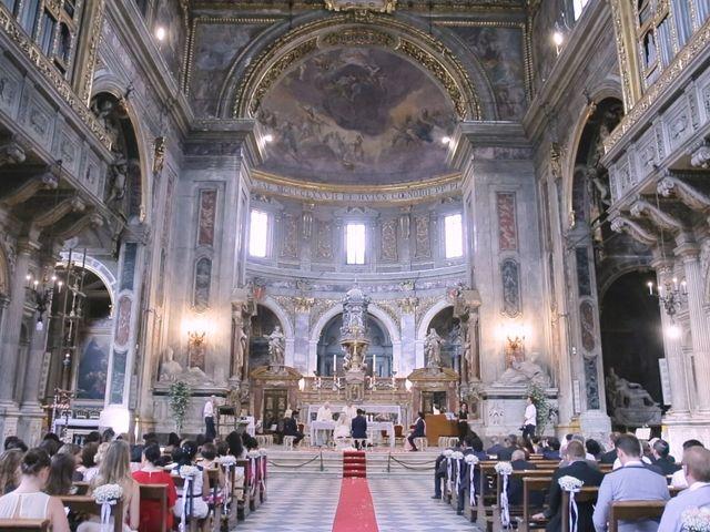 Il matrimonio di Mark e Daniela a Fiesole, Firenze 15