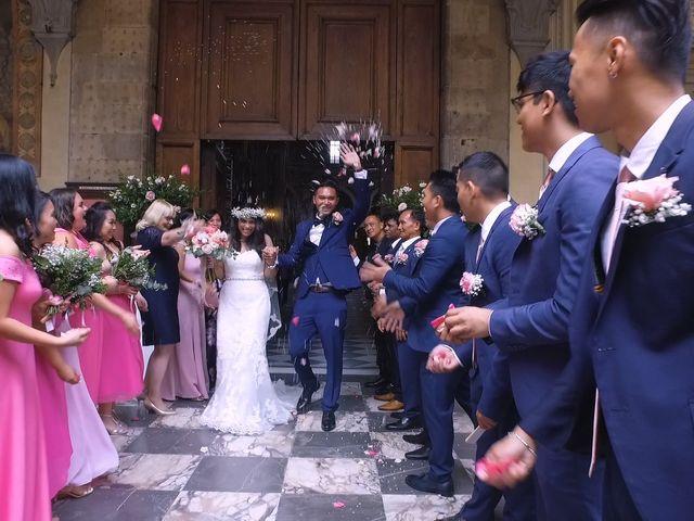 Il matrimonio di Mark e Daniela a Fiesole, Firenze 16