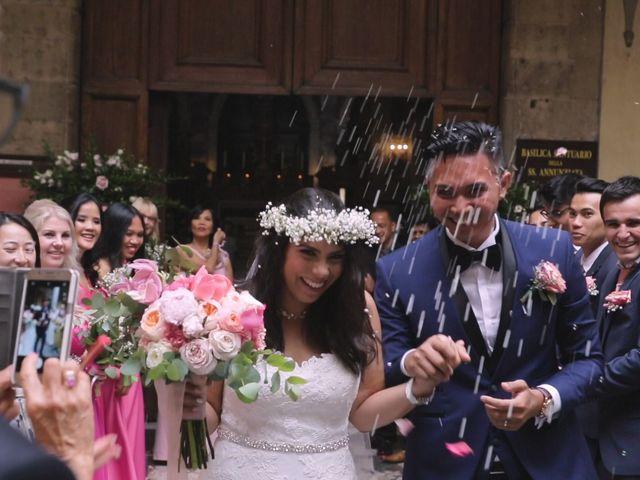 Il matrimonio di Mark e Daniela a Fiesole, Firenze 17