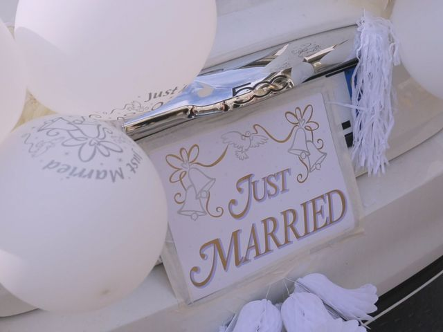 Il matrimonio di Mark e Daniela a Fiesole, Firenze 18