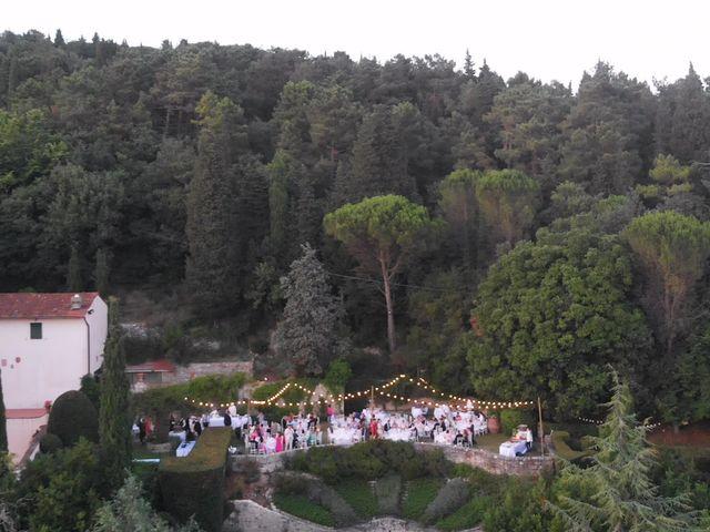 Il matrimonio di Mark e Daniela a Fiesole, Firenze 22