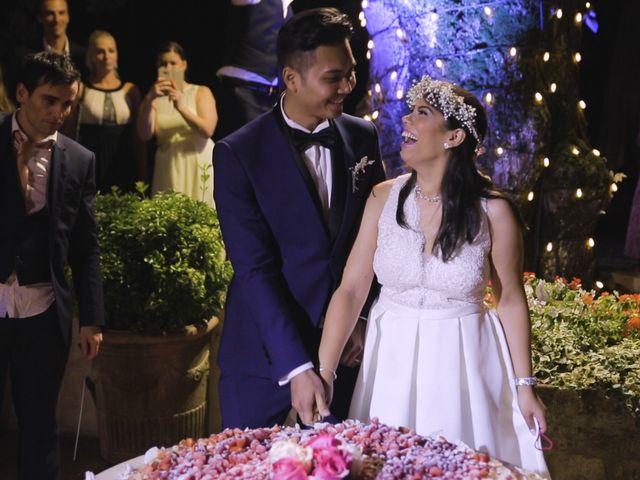 le nozze di Daniela e Mark